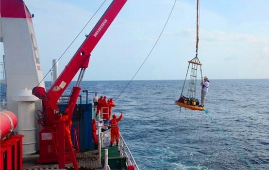 Personnel Transfer Basket Offshore Man Basket Manufacturer