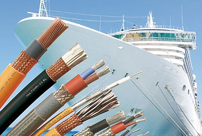 Marine Cable Manufacturers and Suppliers - Grand Ocean Marine