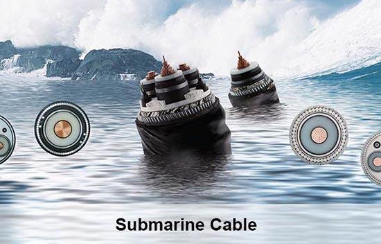 Submarine Cable Manufacturer Amp Supplier Grand Ocean Marine