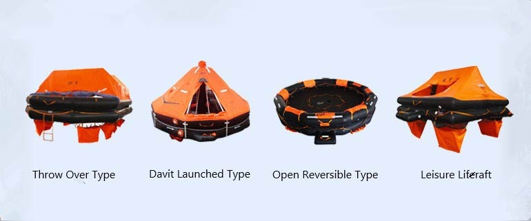 Inflatable Life Raft, SOLAS Liferaft Manufacturer from China
