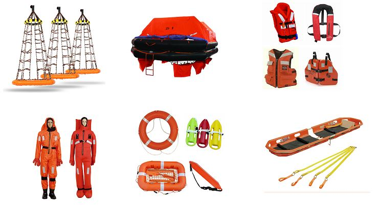 Grand ocean marine safety equipment